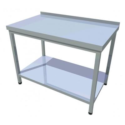 Pracovný stôl s policou